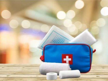 Курсы по оказанию первой помощи